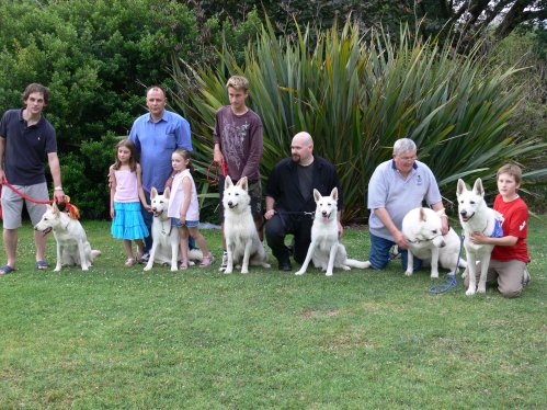 White Shepherd Events